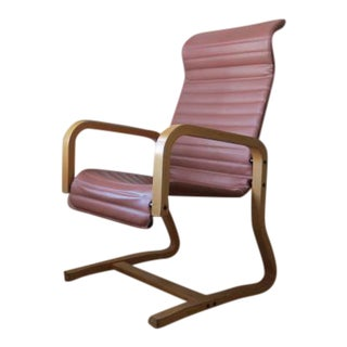 Thonet Bentwood Cantilever Lounge Chair