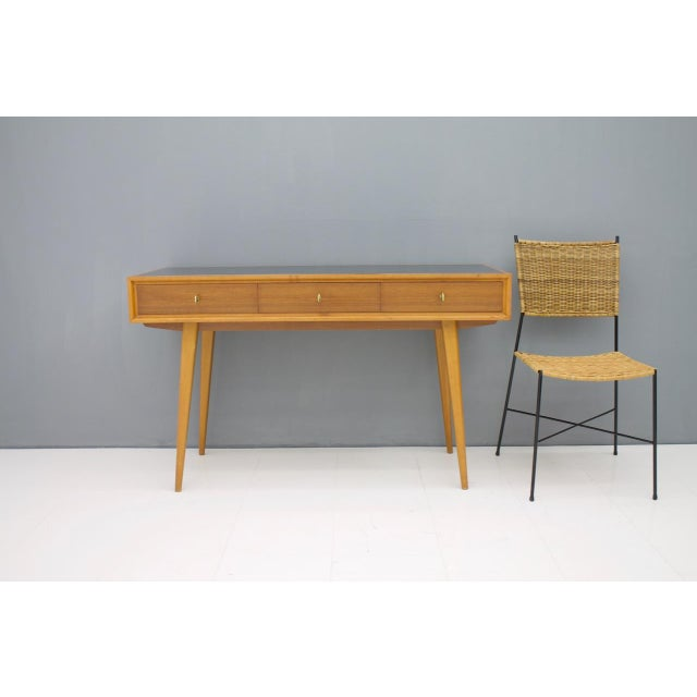 Helmut Magg Console Table Vanity by Helmut Magg, Germany, 1950s For Sale - Image 4 of 13