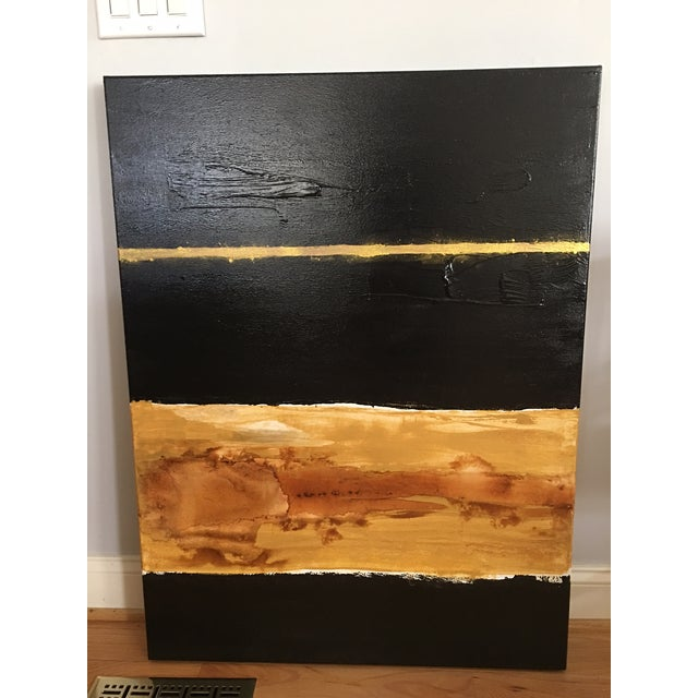 This painting by Raleigh artist Ellan Maynard will create a stunning accent in your home. Would look excellent in a matte...