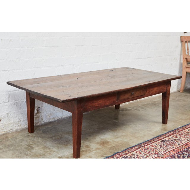 19th c. French Coffee Table For Sale - Image 5 of 5