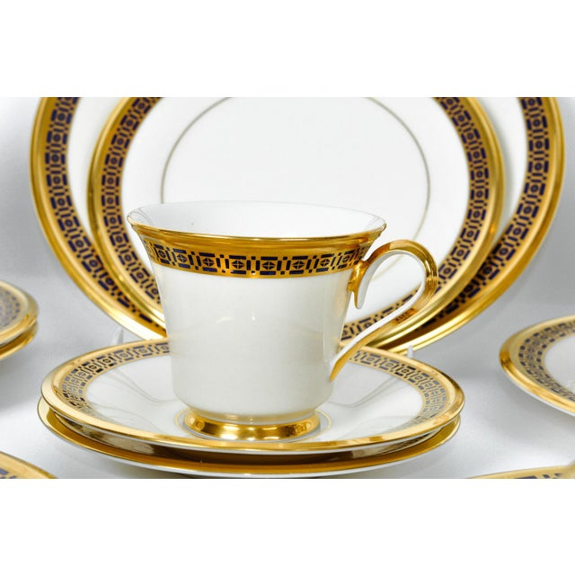 Lenox Mid Century Full USA Lenox China Set - Set of 31 For Sale - Image 4 of 7