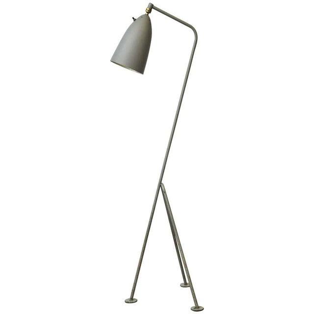 "Greta Grossman 831 ""Grasshopper"" Floor Lamp for Ralph O. Smith For Sale - Image 9 of 9"