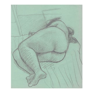 Female Nude by James Bone 1970s For Sale