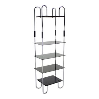 Midcentury Bauhaus Style Etagere For Sale
