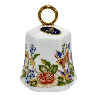Aynsley Bone China Tea Bell For Sale