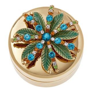 Palm Tree Jewelry Box For Sale