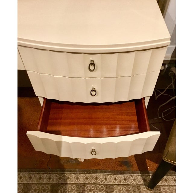 Modern Henredon Barbara Barry Lady's Writing Desk For Sale - Image 3 of 8