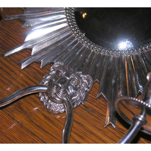 Early 20th Century Louis XIV Style Sconces - A Pair For Sale - Image 5 of 7