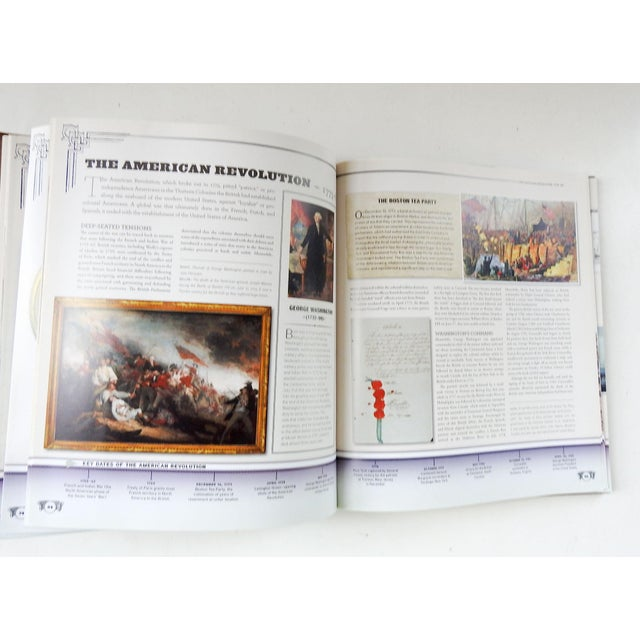 National Geographic History Book: An Interactive Journey For Sale - Image 12 of 13