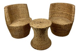 Image of Rattan Outdoor Chairs