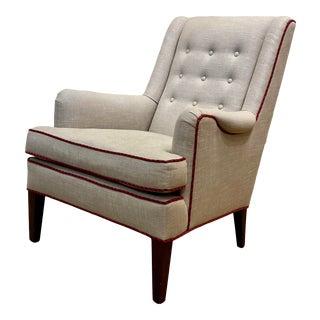 Transitional Edward Ferrell Club Chair For Sale