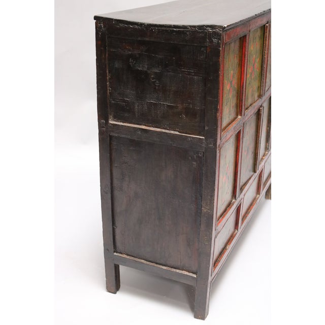 Anglo-Indian 1920s Tibetan Chest For Sale - Image 3 of 7