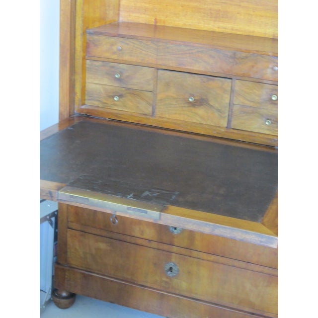 French Empire Secretary Desk For Sale - Image 5 of 5