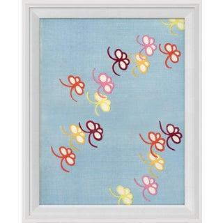 Kono Butterflies 13, Framed Artwork For Sale
