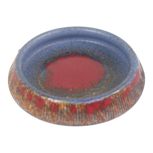 Tilhman's Swedish Ceramic Decorative Bowl For Sale
