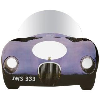 Car Mirror by Gijs Bakker for Droog, 2006, Signed and Numbered 10/10, Excellent For Sale