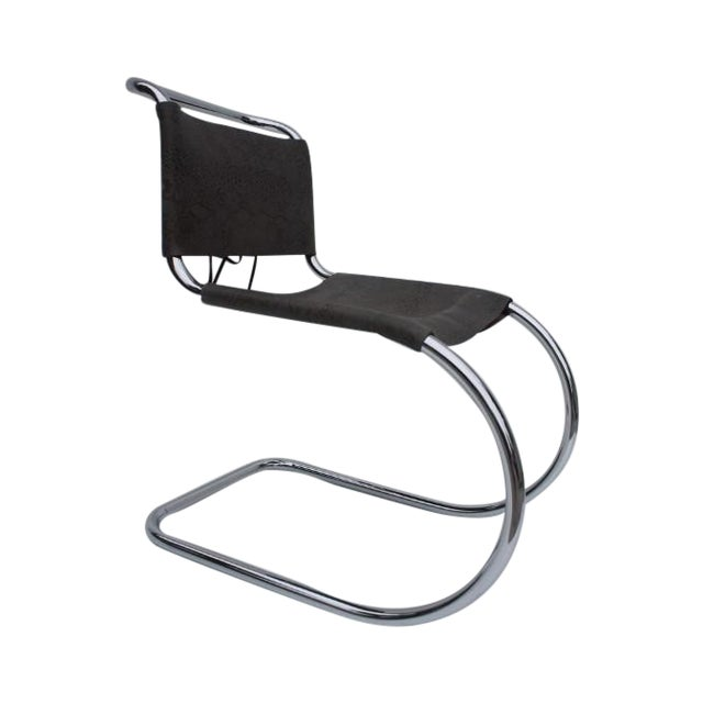 Knoll MR Side Chair By Mies Van Der Rohe - Image 1 of 9