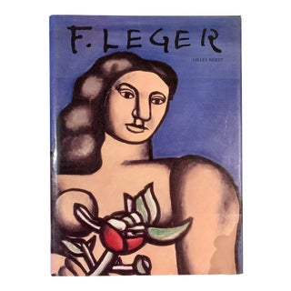 Fernand Leger Coffee Table Art Book For Sale