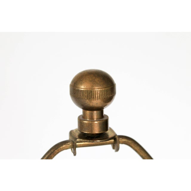 Frederick Cooper Table Lamp W/ Bamboo Motif For Sale - Image 10 of 11