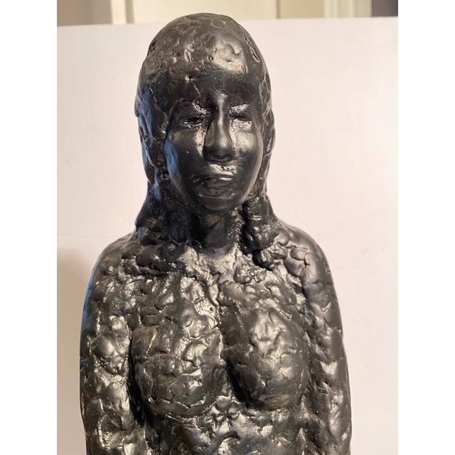 1960s 1960's Mid-Century Nude Figure Sculpture For Sale - Image 5 of 9