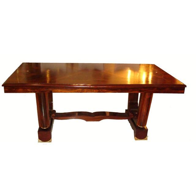 Jules Leleu Dining Table - Image 1 of 7