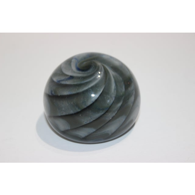 Mid-Century Modern Paper Weight by Tennesee's Irving J Slotchiver For Sale - Image 4 of 12