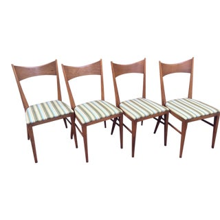 Paul McCobb Bowtie Dining Chairs - Set of 4 For Sale