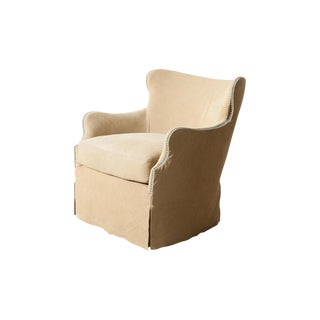 Modern Cathy Swivel Chair For Sale