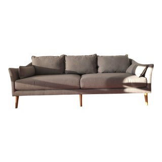 Modern West Elm Antwerp Sofa For Sale