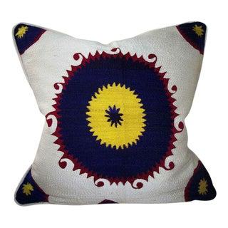 Vintage Samarkand Pillow For Sale