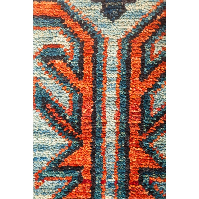 "Serapi Hand Knotted Area Rug - 8' 3"" X 10' 2"" - Image 3 of 4"