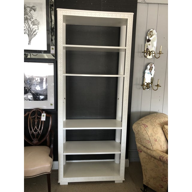 English Country Style Bookcase Étagère For Sale - Image 13 of 13