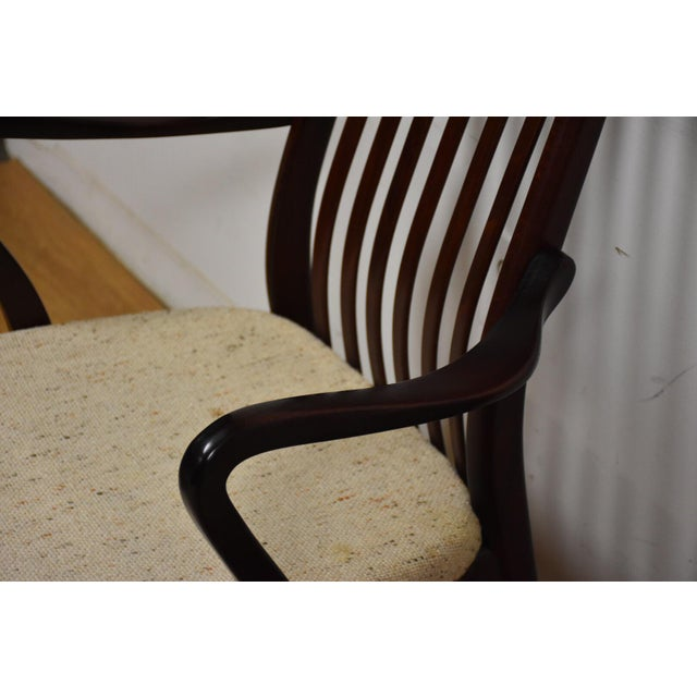 Danish Modern Dining Chairs - Set of 8 - Image 6 of 9