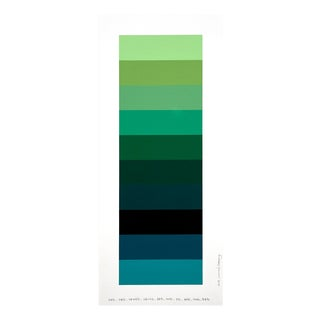 """Kyong Lee """"Emotional Color Chart 110"""", Painting For Sale"""