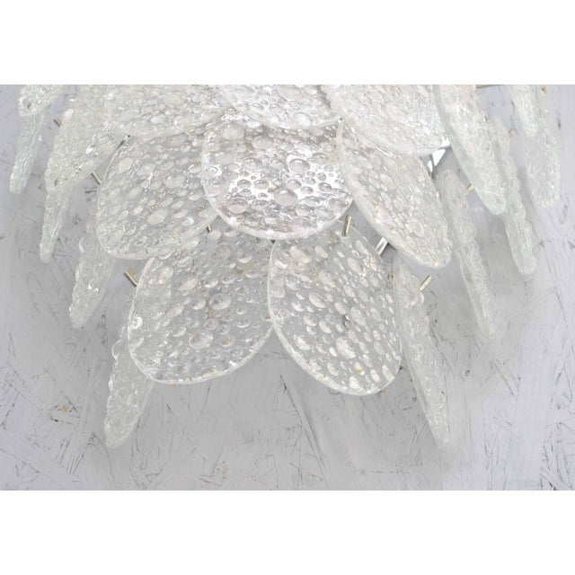 Metal Mazzega Bubble Sconce For Sale - Image 7 of 10