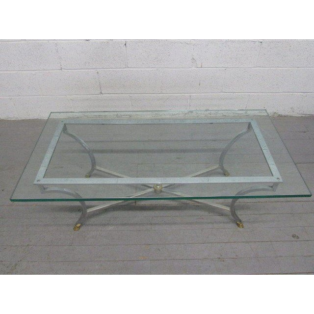French Maison Bagues Coffee Table For Sale - Image 3 of 5