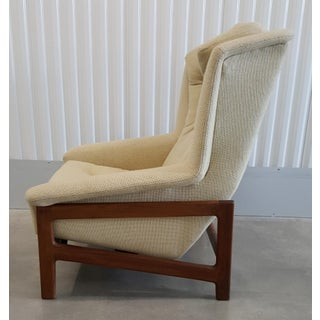 Mid Century Dux Recliner Rocker Lounge Chair Preview