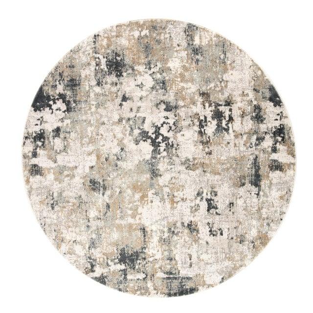 """Jaipur Living Lynne Abstract White Gray Runner Rug 2'6""""X8' For Sale - Image 11 of 12"""