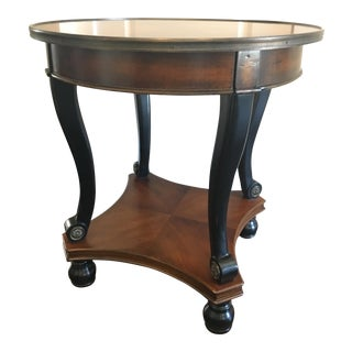 Hooker Furniture Prescott Round Lamp Table