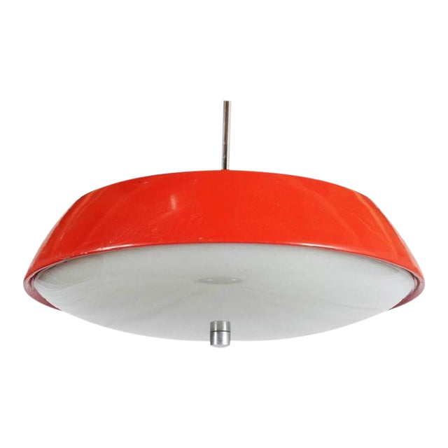 Mid-Century Hanging Lamp by Josef Hurka, 1965 For Sale