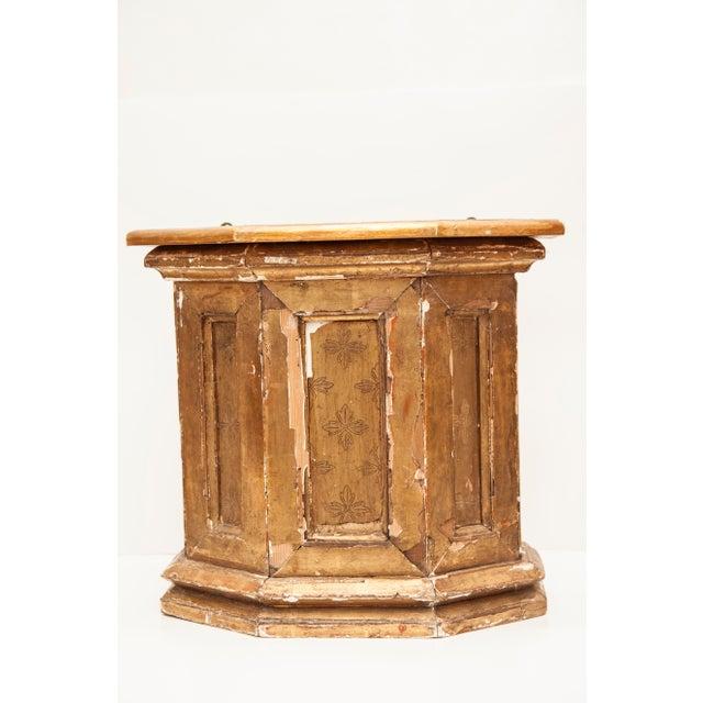 Italian Gilt Wood Brackets - A Pair - Image 2 of 6