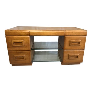 1940s Mid-Century Stereo Credenza by Conant Ball For Sale