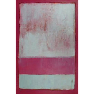 Carol C Young, Raspberry Mint, 2018 For Sale