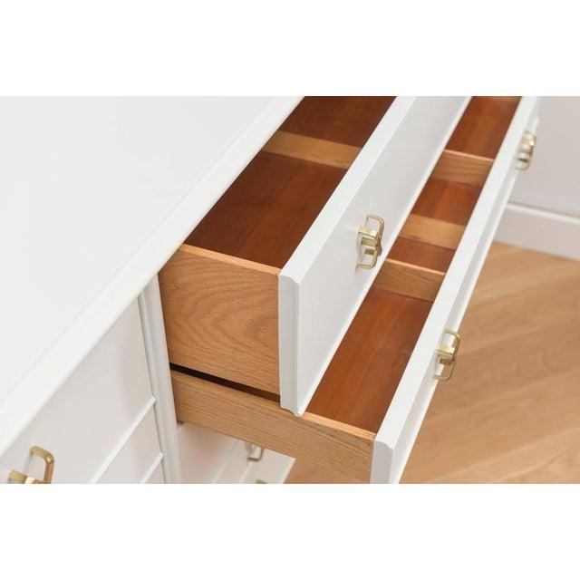 Paul Frankl 10 Drawer Dresser - Image 4 of 8