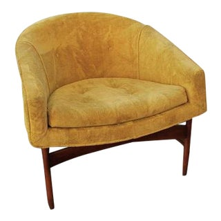 Lawrence Peabody Lounge Chair For Sale