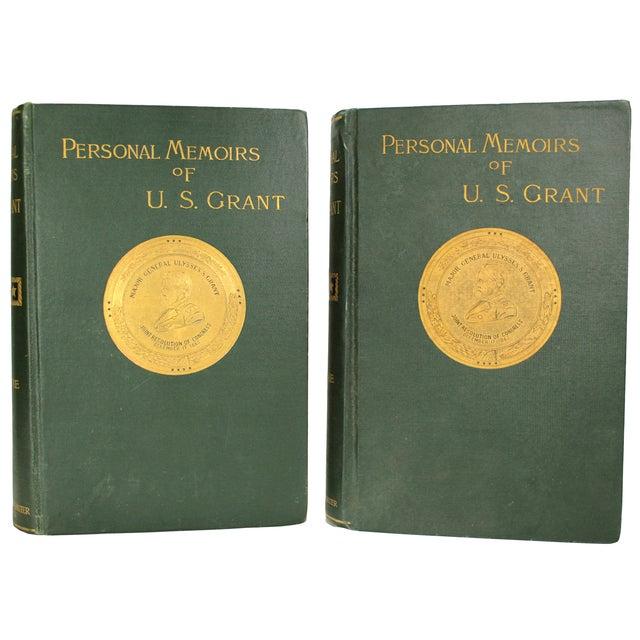 Personal Memoirs of U. S. Grant, First Ed. - Pair - Image 1 of 8