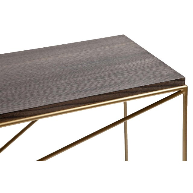 Mid-Century Modern Robert Console Table For Sale - Image 3 of 5