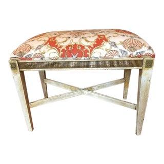 Ralph Lauren Coastal Upholstered Bench