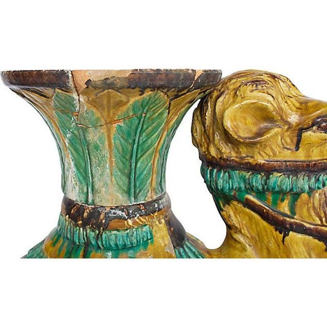 Terracotta Camel Planter For Sale - Image 9 of 13