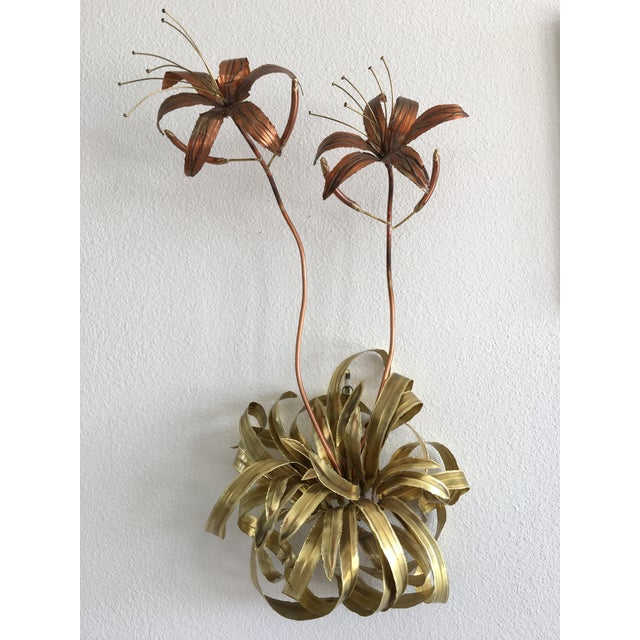 1970s Copper & Brass Wall Art - Image 4 of 6